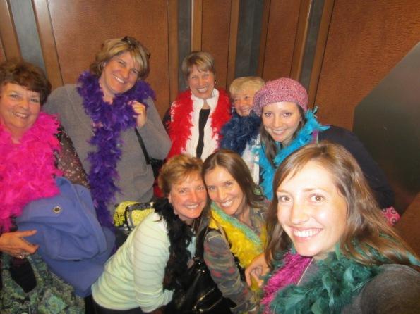Girls Weekend Twain Harte 045