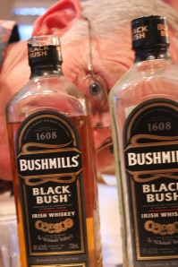 Recruitment may or may not have been dependent on shots of Bushmills...