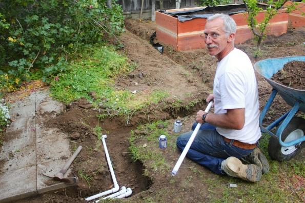 Operation: irrigation!