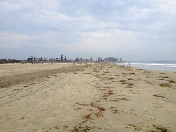 Wandering aimlessly is the best way to start your morning on Coronado
