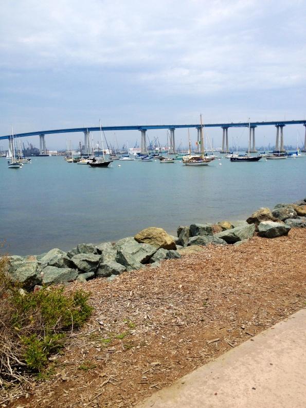 Bridge from San Diego to Coronado